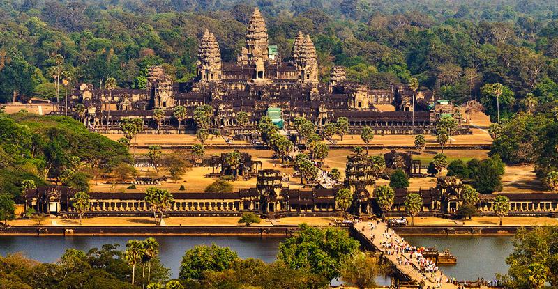 Amazing Vietnam and Cambodia