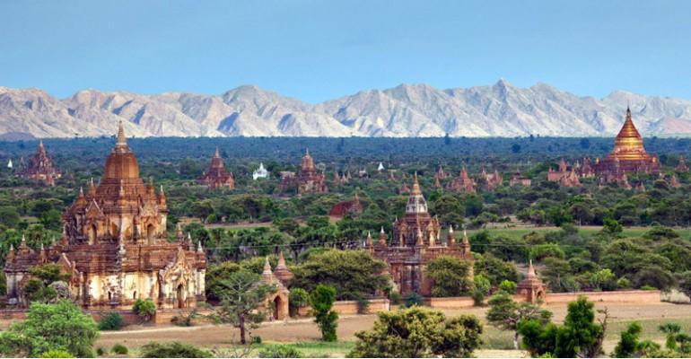 Yangon - Bagan