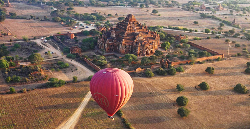Charms Of Myanmar