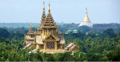 Yangon - Kyaikhtiyo - Bago - Yangon