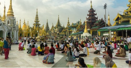 Yangon - Bagan - Inle