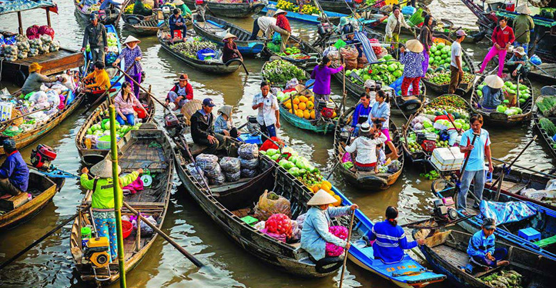 Discover Mekong in Style