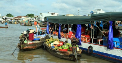 Highlights of Vietnam, Cambodia and Laos