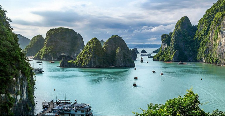 Taste of Hanoi - Halong Bay
