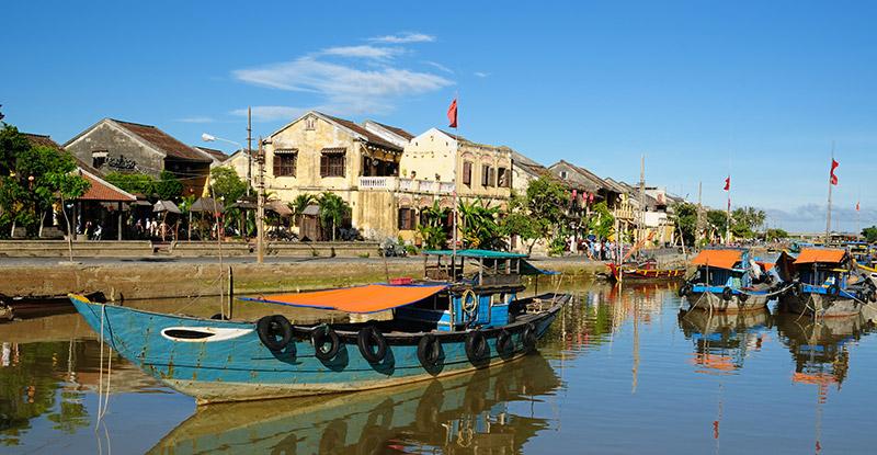 Hoi An Ancient Town Tour