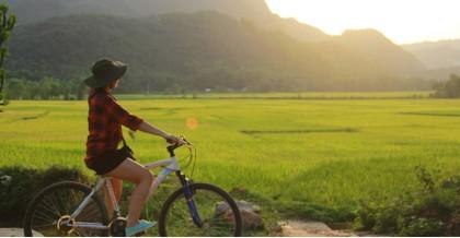 Biking Ninh Binh