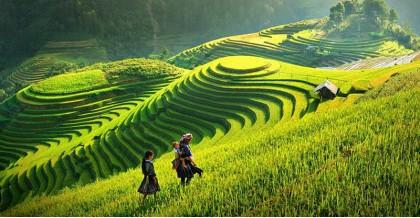 Northwest Vietnam In Style